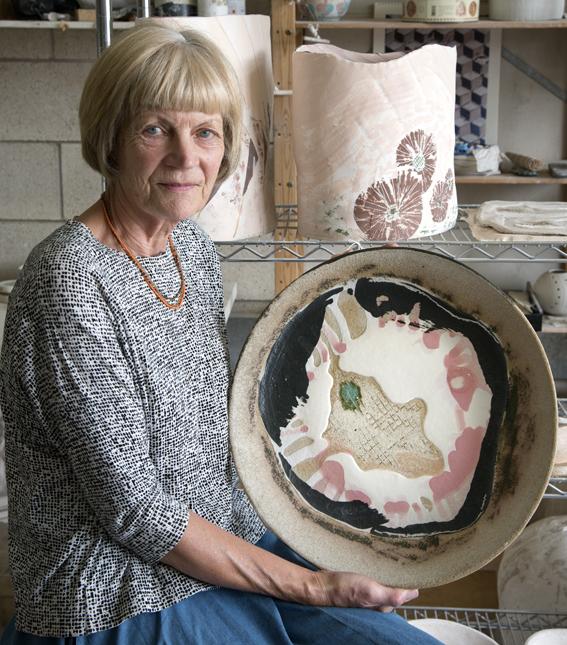 Danish Potter, handmade pottery
