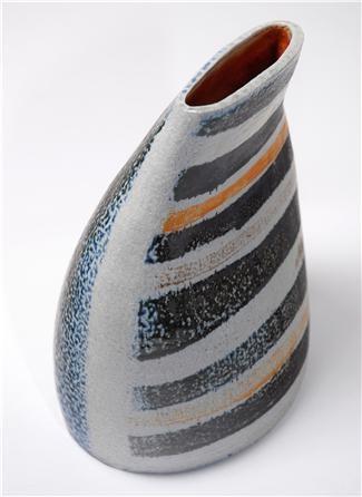 Striped Vessel, Hanne Westergaard