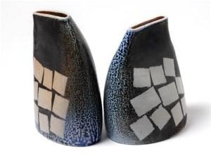 Large Geometric Vessels, Hanne Westergaard