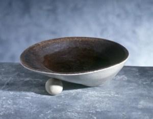 Bird Bath, garden ceramics, Hanne Westergaard