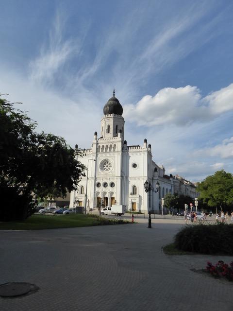 International ceramic center Hungary